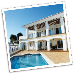 A house with pool sold in Andalusia at the Costa del Sol
